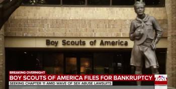 Boy Scouts Of America Files Chapter 11 Bankruptcy