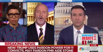 Glenn Kirschner Decries Pardons As 'A Slap In The Face' To Americans