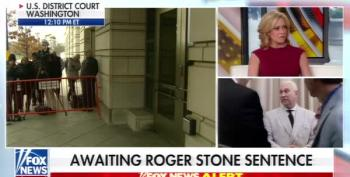Fox Asks: Will Roger Stone Get Tattoo Of Trump Next To Nixon?