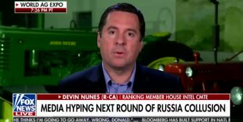 Devin Nunes Asks Why Russians 'Let' Democrats Win In 2016