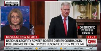 CNN: More Departures Expected At DNI