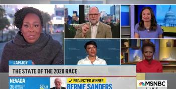 Joy Reid Reminds Jimmy Williams This Election Will Be A Binary Choice Come November