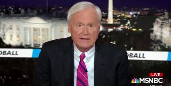 Chris Matthews Apologizes For Comment Slamming Bernie Sanders