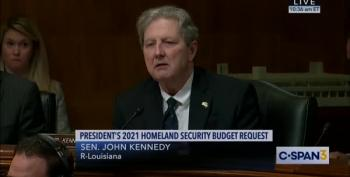 Senator Kennedy Questions Head Of DHS About Coronavirus