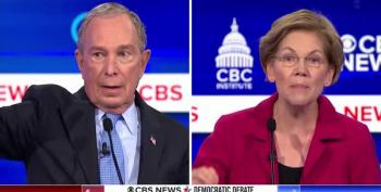 Warren Levels A Serious Accusation At Bloomberg