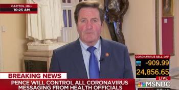 Rep. Garamendi Has Fighting Words For Don Jr. About Coronavirus