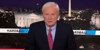 Chris Matthews Retires Suddenly