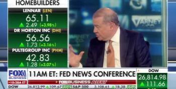 Fox Business' Stuart Varney Dreams Of Bloomberg Dividing Dems