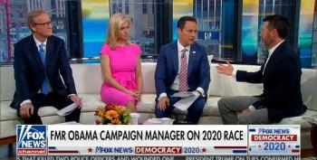 WATCH: David Plouffe Makes Brian Kilmeade Furious: Fox News Is Trump's 'Happy Place'