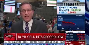 Rick Santelli Rants About COVID-19 Causing Havoc In Markets