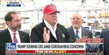 Trump Calls Washington Gov. Jay Inslee 'A Snake' For Criticizing Federal Coronavirus Response
