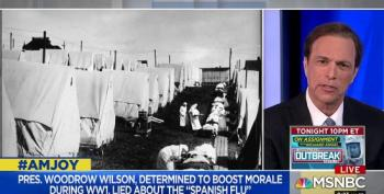 Historian Explains How Woodrow Wilson Bungled Pandemic Response