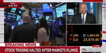 Gary Cohn: 'We're Not Having Totally Rational Consumer Behavior Right Now'