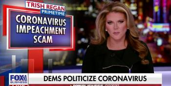 Trish Regan: Democrats Are Using The Coronavirus To Destroy Donald Trump