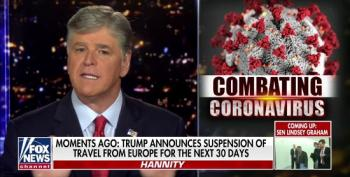 Hannity Continues Pushing Dangerous Propaganda On COVID-19