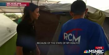 Joy Reid's Guests Address Conditions In Migrant ICE Facilities