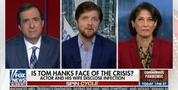 Fox Guest: Travel Ban, Tom Hanks And NBA Cancellations Made Coronavirus 'Real'
