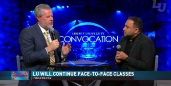 Liberty University Vows To Remain Open For In-Person Classes