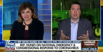 Devin Nunes Encourages People To Go To Their Local Restaurants And Pubs Instead Of The Grocery Store During Pandemic