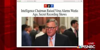 Report Says Senators Dumped Stock After Coronavirus Briefing