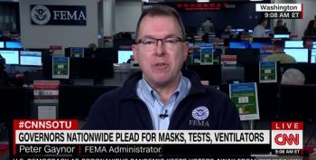 FEMA Director: Trump Hasn't Needed To 'Pull The Lever' Yet On The Defense Production Act