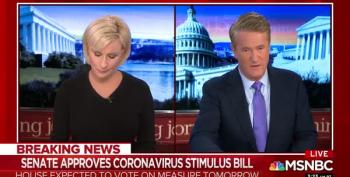 Scarborough Shocked That Republicans Want To Let Seniors Die