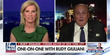 Rudy Giuliani: Governors And Mayors Should 'Take The Blame' And Show Fealty To Trump For COVID-19 Assistance