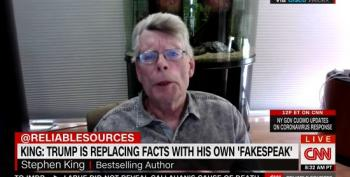 Stephen King Blasts Coronavirus Response: 'It's Almost Impossible To Comprehend'