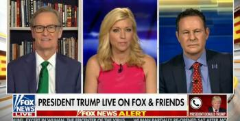 Fox's Ainsley Earhardt Asks Trump: 'How Can We Pray For You?'