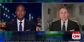 Don Lemon And Chris Cuomo Debate Trump Briefing Coverage