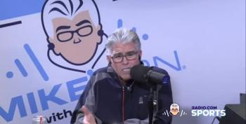 WFAN's Mike Francescas Unloads On Trump Over His Inept Coronavirus Response