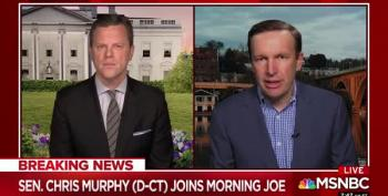 Sen. Chris Murphy Is Still Sounding The Alarm About Pandemic Policy