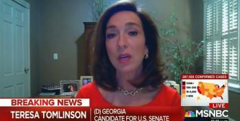 Georgia Senate Candidate Warns Of Dangers Of Putting Libertarians In Charge Of Government