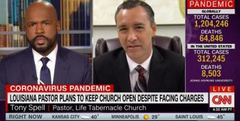 Baton Rouge Mega Church Vows To Stay Open