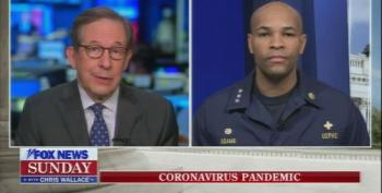 Surgeon General Compares Coronavirus Deaths To Deaths From Smoking