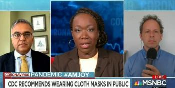 AM Joy Guests Discuss The Importance Of Masks For All