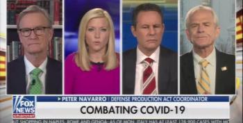 Navarro Tells Fox And Friends He 'Trusts' Trump's 'Intuition'