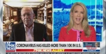 Dana Perino's Medical Expert Debunks Trump Quackery On Hydroxychloroquine