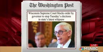 SCOTUS Refuses To Allow Wisconsin To Postpone Primary Election