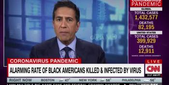 Black Americans Are Dying More In Pandemic Than Any Other Group