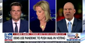 Matt Gaetz Slapped For Whining About 'Politicizing' Virus