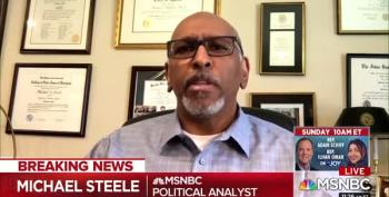 Michael Steele: Don't Be 'Stuck On Stupid' When GOP Revises COVID-19 History