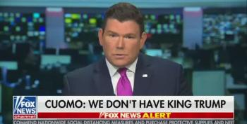 Bret Baier Goes There:  If Obama Claimed 'Total Authority'