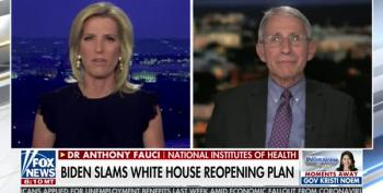 Anthony Fauci Shuts Down Laura Ingraham Ridiculous Comparisons Between COVID-19, AIDS And SARS