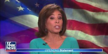 'Judge' Jeanine Pirro Flips Out About Stay At Home Orders During Unhinged Rant