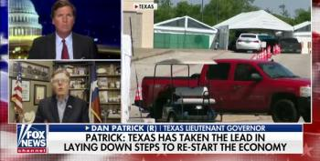 Texas Lt Governor Again Calls For Old People To Die: 'There Are More Important Things Than Living'