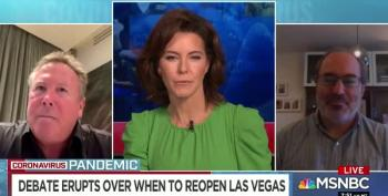 Stephanie Ruhle Panel Clobbers Las Vegas Mayor For Pressure To Open Strip
