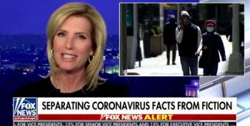 Of Course Laura Ingraham Says Masks Are A Liberal Plot
