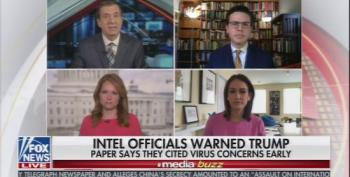 Howard Kurtz Admits Fox Had 'Scant' Coverage Of Trump Pandemic Warnings