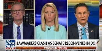 Brian Kilmeade Defends McConnell Bringing Senate Back To DC: 'Don't Take The Job If You Are Older Age'